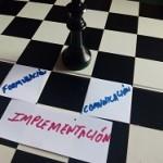 Estrategia formulacion comunicacion e implementación